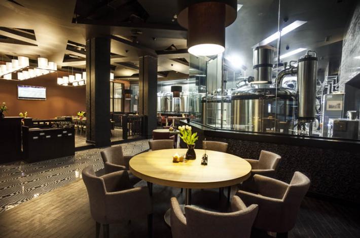 Баварский ресторан