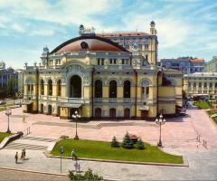 Ukrainian National Opera and Ballet Theatre of Taras Shevchenko