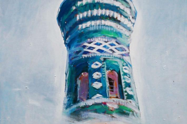 Выставка «Восток» в арт-центре Я. Гретера с 27.02.14 по 14.04.14